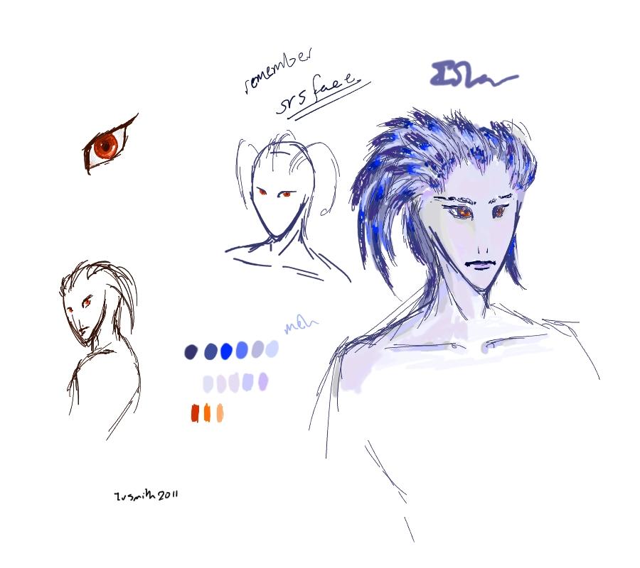 Ishar Concept: Color Scheme