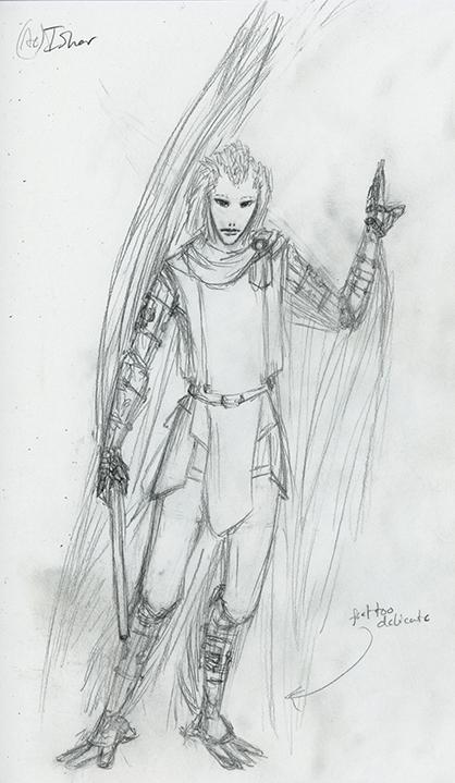 Ishar Concept: Armor 3