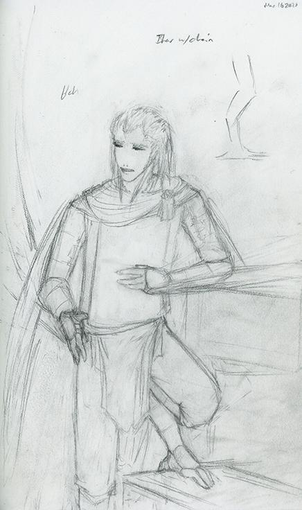Ishar Concept: Legs