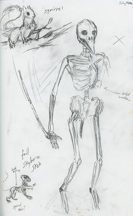 Concept: Skeletons