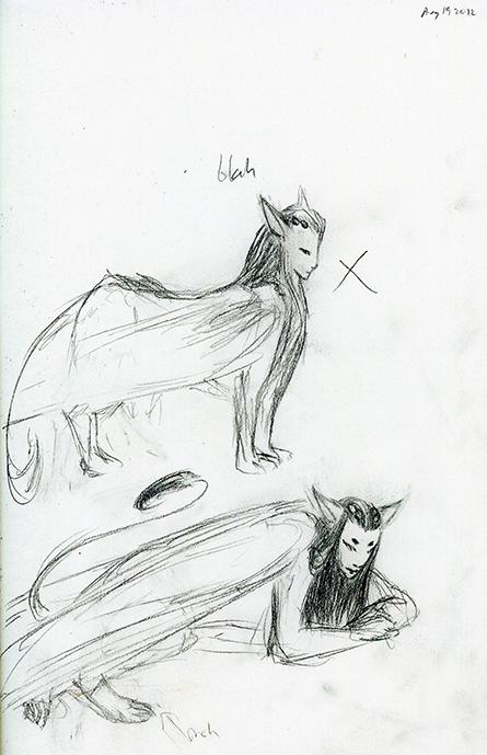 Concept: Taxi Sphinxes