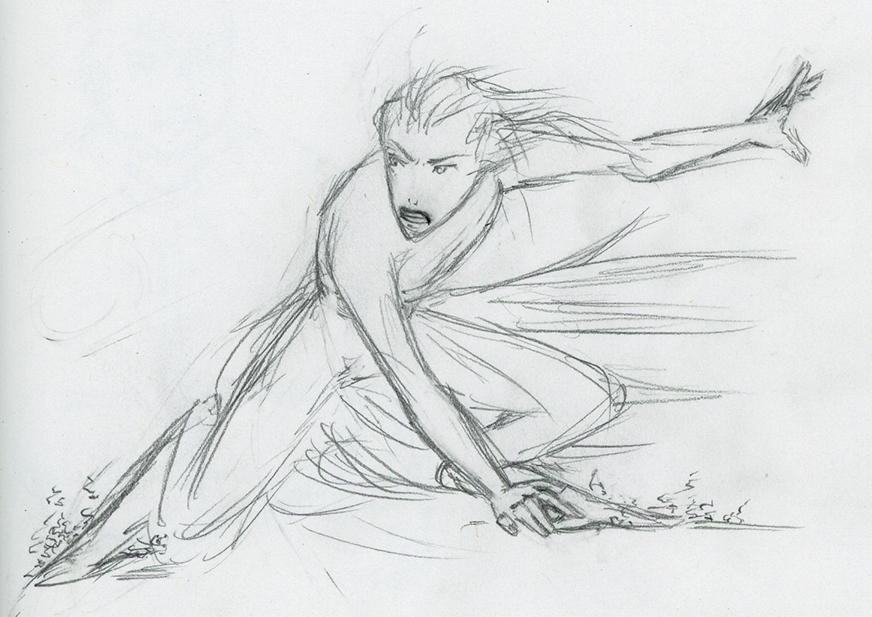 Ishar Concept: Magic