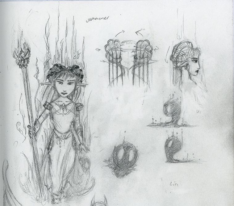Concept: Summoner