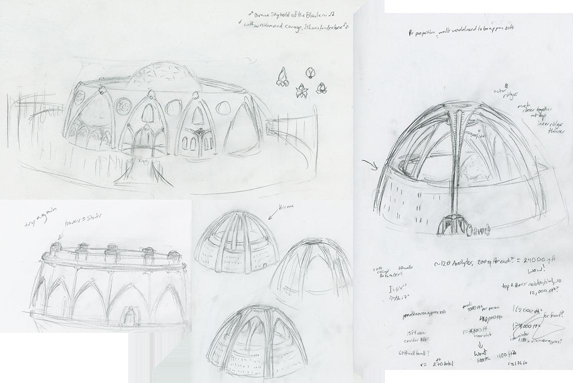 Concept: Sanctuary Design