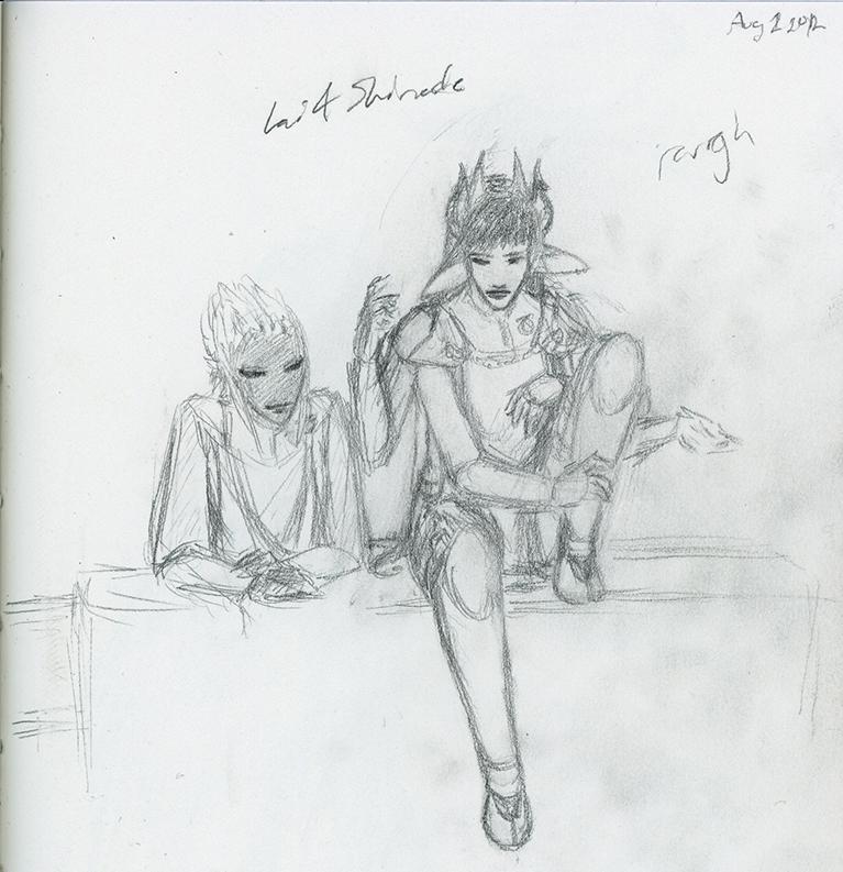 Concept: Lai & Shinade